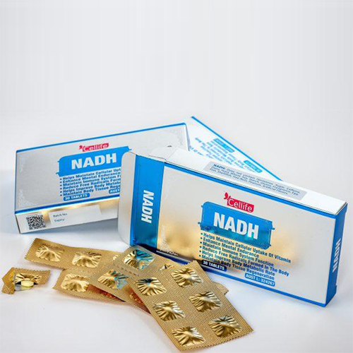 Cellife NADH 30 Tablets