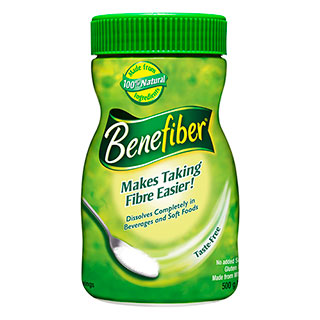 Benefiber Natural Fibre Supplement 500g