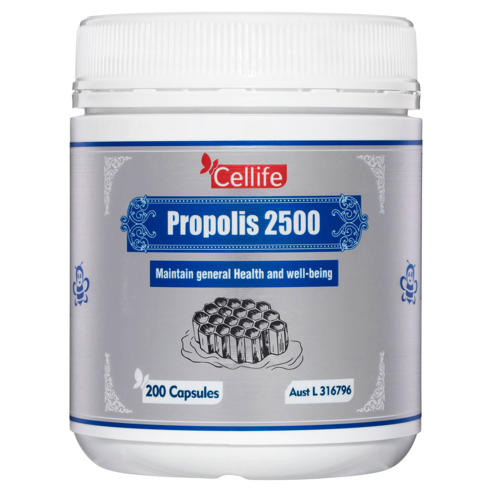 Cellife Propolis 2500mg 200 Caps