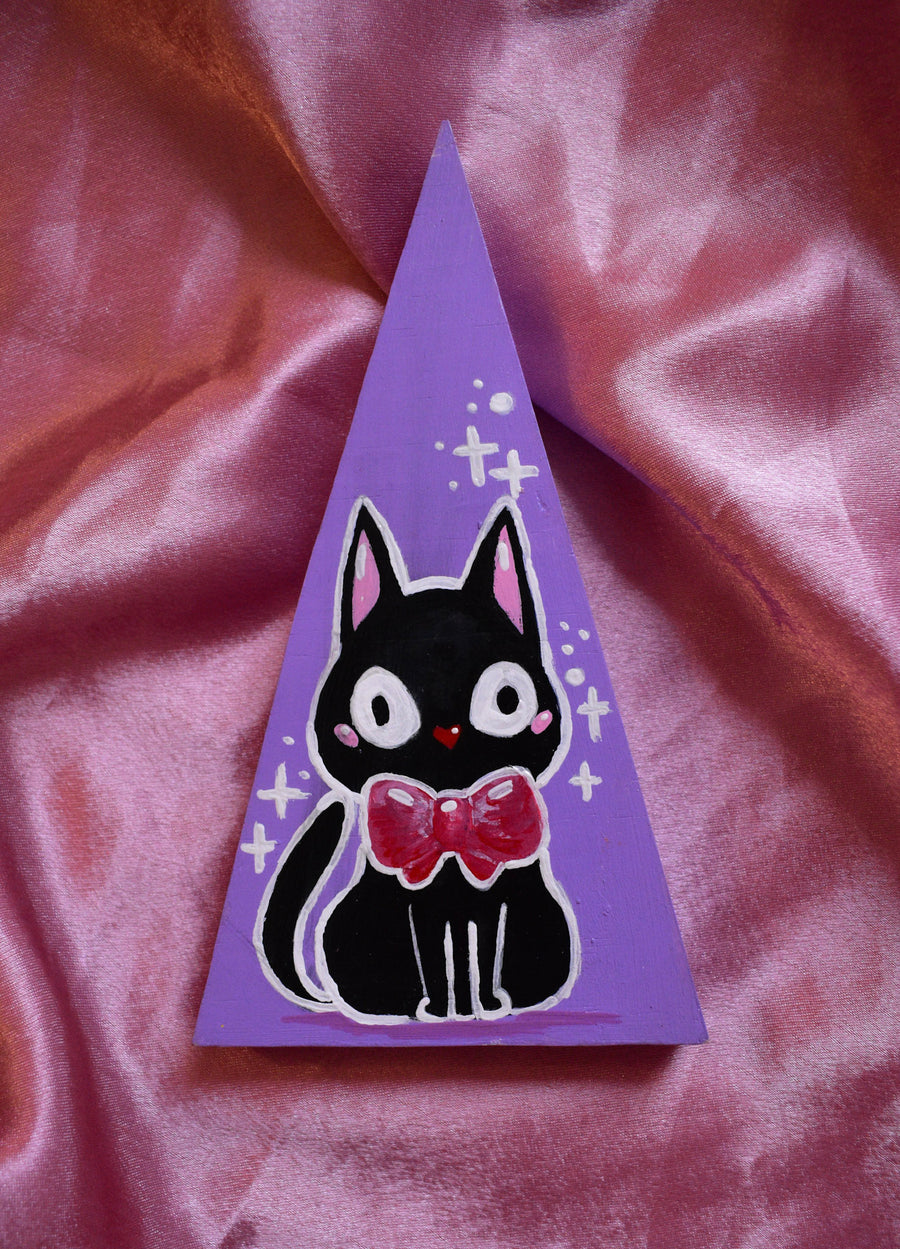 Original Painting on Wood | Jiji Kiki's Delivery Service