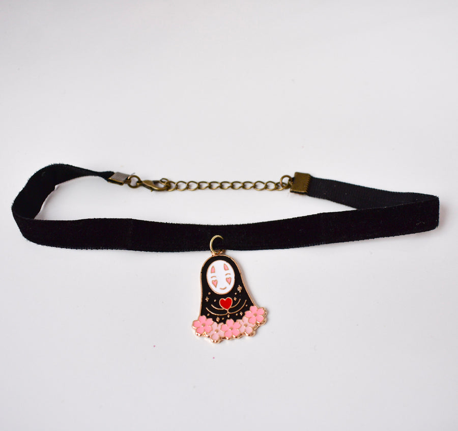 Choker | No Face Studio Ghibli