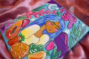 Original Painting | Filipinana & Fruits