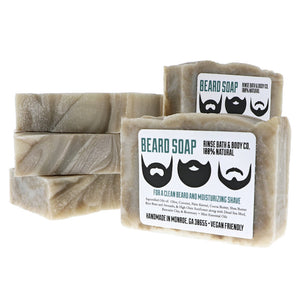 RINSE Beard Bar Facial Soap