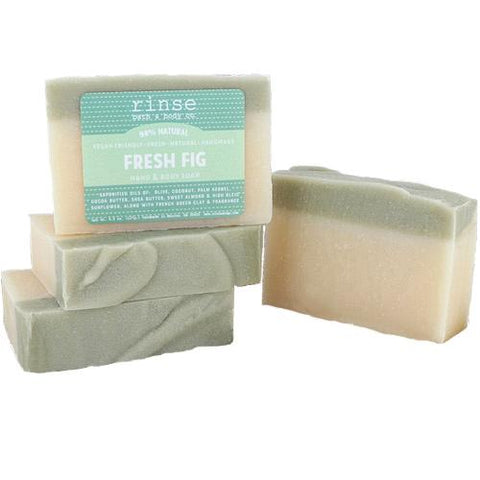 RINSE Fresh Fig Soap