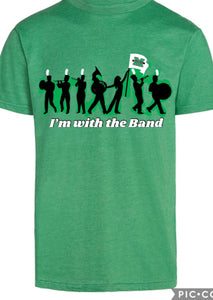 I'm With The Band Tee Shirt