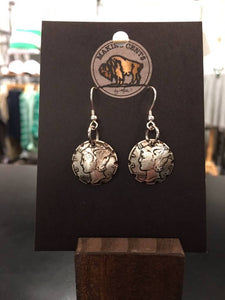 Making Cent$ Antique Mercury Dime Earrings