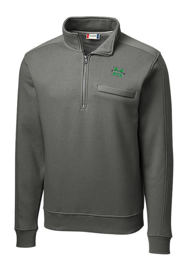 Marshall University Cadiz Half-Zip Jacket
