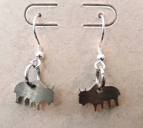 Making Cent$ Stainless Earrings