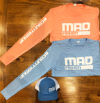UV Long Sleeve MAD LOGO/Countemup