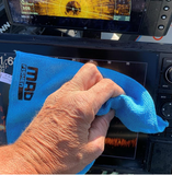 GRAPH Cleaner/Microfiber Cloth for Marine Electronics