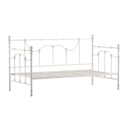Victorian Iron Metal Daybed