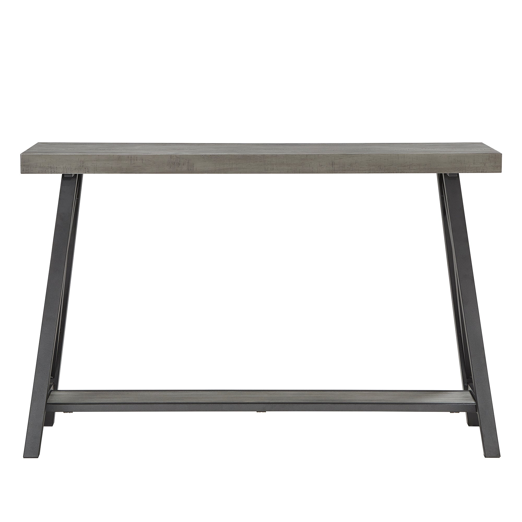 Sofa Table with Shelf