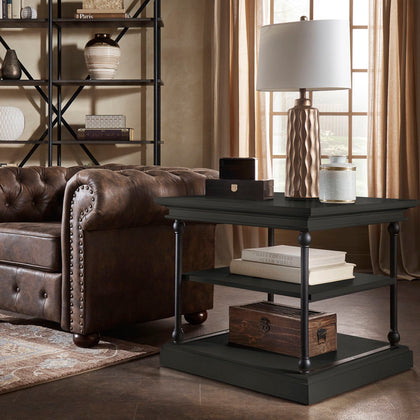 Accent Storage Side Table