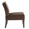 Velvet Monkey Accent Chair