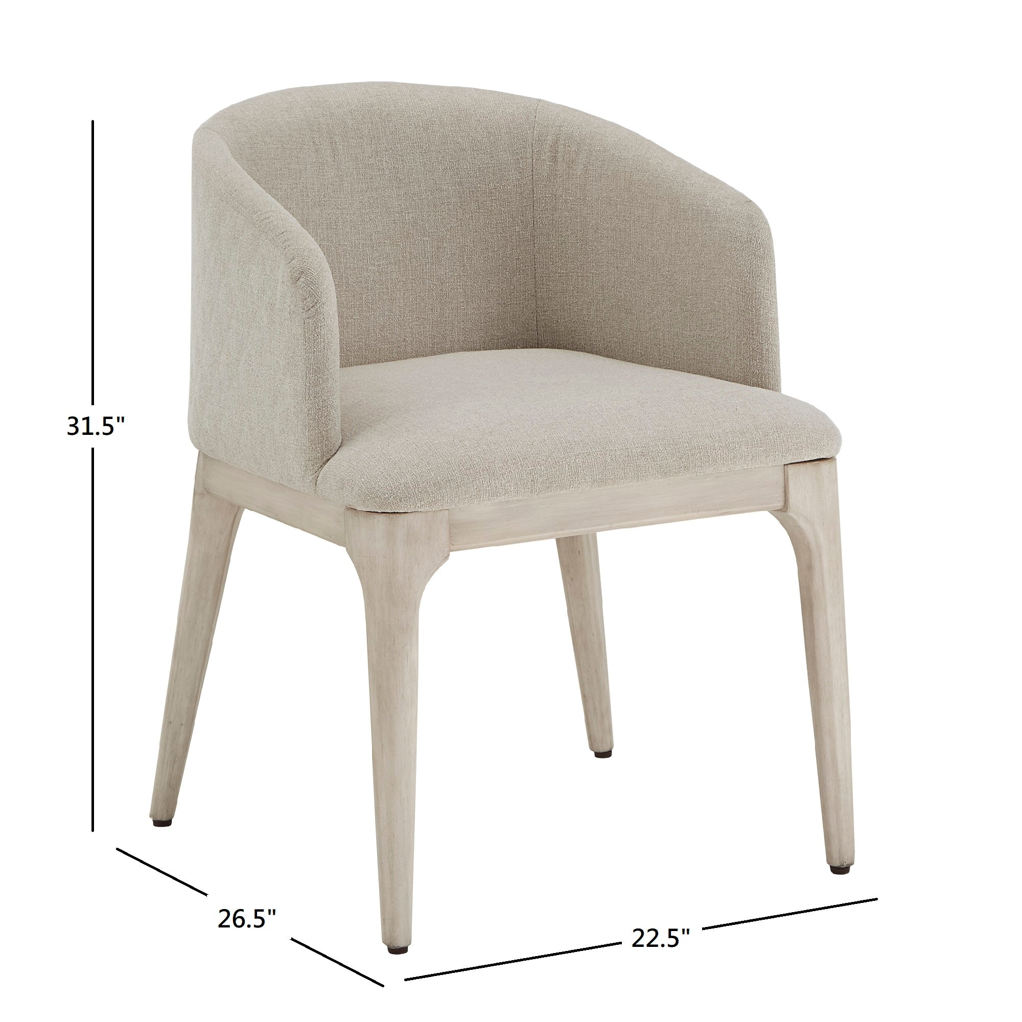 Heathered Dining Chair