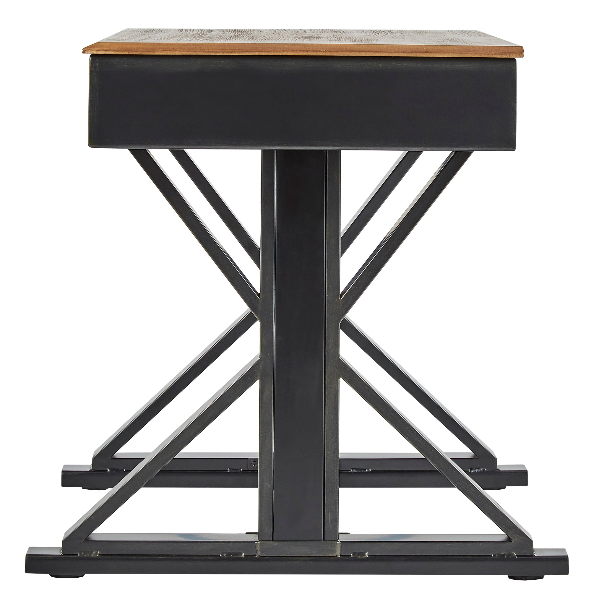 Adjustable Height X-Base Standing Desk - 47-inch