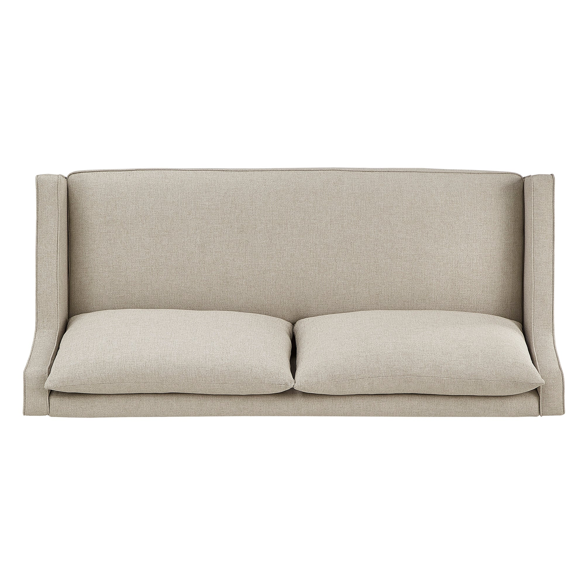 Oatmeal Tweed Sofa