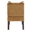 Velvet Animal Accent Chair - Fox