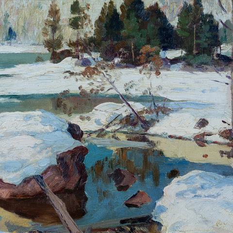 Paintings of Winter