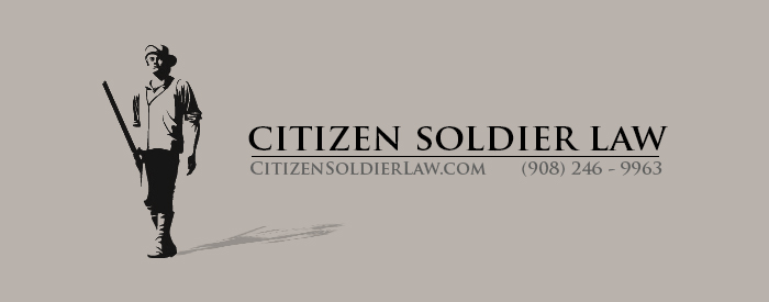 Citizen Soldier Law