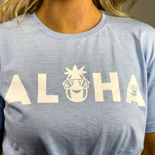 Load image into Gallery viewer, Aloha Ocean Surf  Tee F // SS20