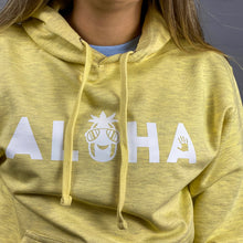 Load image into Gallery viewer, Aloha Surf Gold Hoodie F // SS20