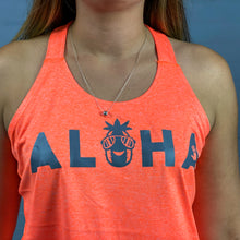 Load image into Gallery viewer, Aloha Lightning Orange Vest // SS20