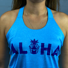 Load image into Gallery viewer, Aloha Surf Turquoise Vest // SS20