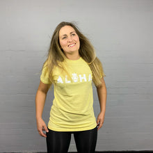 Load image into Gallery viewer, Aloha Surf Gold Tee F // SS20