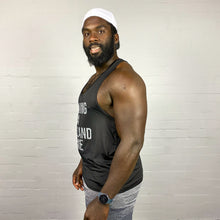 Load image into Gallery viewer, Island Time Black Muscle Vest // SS20
