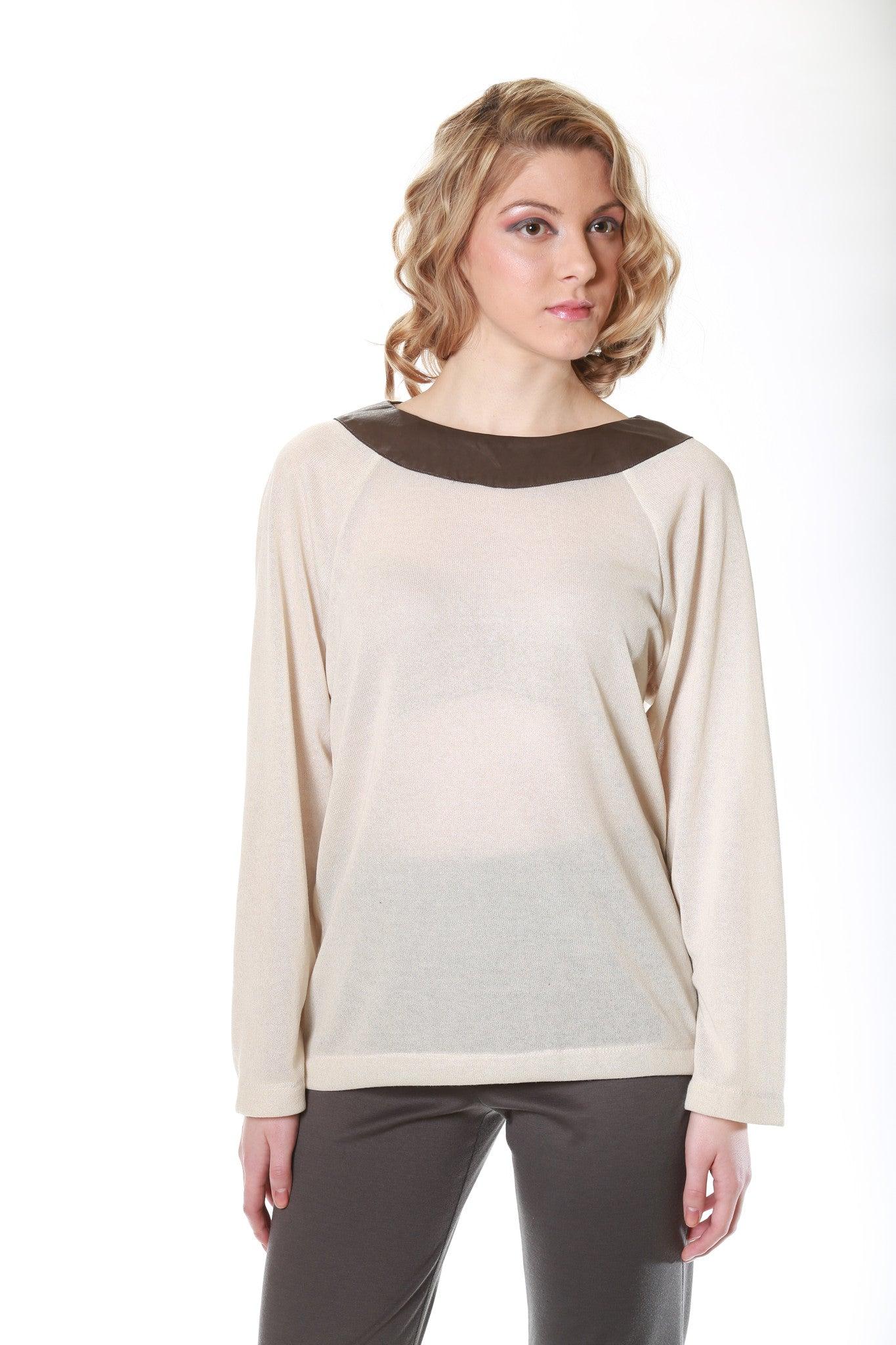 Alpha Sweater - Angelica Timas