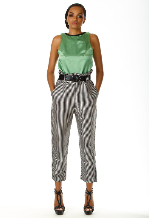 Daise Paperbag Waist Pants