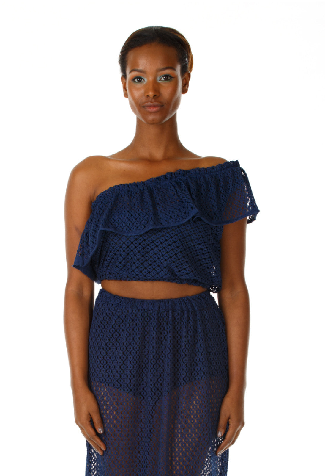 Frieda off the shoulder crop top