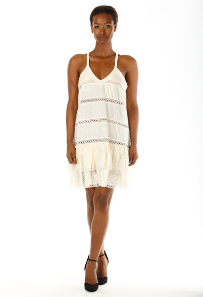 Boho Tunic Dress - Angelica Timas