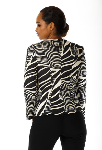 BB Print Jacket - Angelica Timas