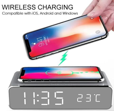 Wireless Phone Qi Charger