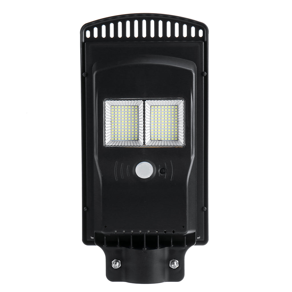 Solar Powered LED Motion Sensor Waterproof Security Light