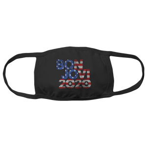 Bon Jovi 2020 Stars & Stripes Mask