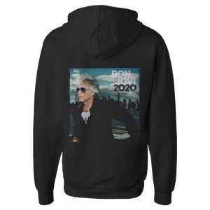 Bon Jovi Do What You Can Portrait Hoodie