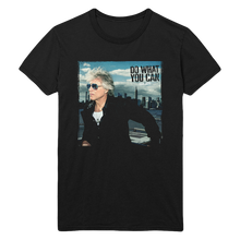 Load image into Gallery viewer, Bon Jovi Do What You Can Portrait Black Tee