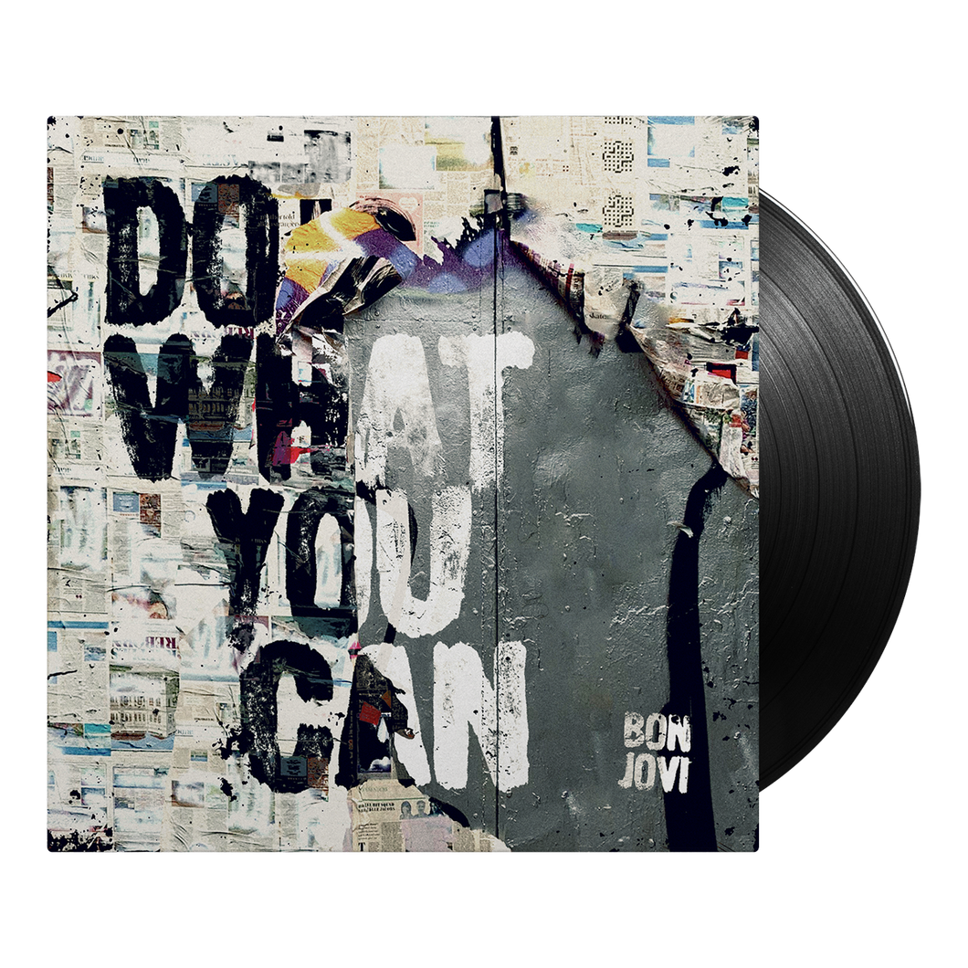 Bon Jovi Do What You Can/American Reckoning 7