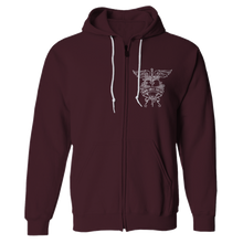 Load image into Gallery viewer, Bon Jovi 2020 Maroon Hoodie + Album