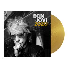 Load image into Gallery viewer, Bon Jovi 2020 White Tee + Album