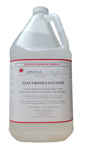 Branson EC - Electronics Ultrasonic Cleaning Solution