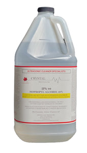 IPA99% UPS/MEDICAL GRADE ISOPROPYL ALCOHOL 4 LITRES