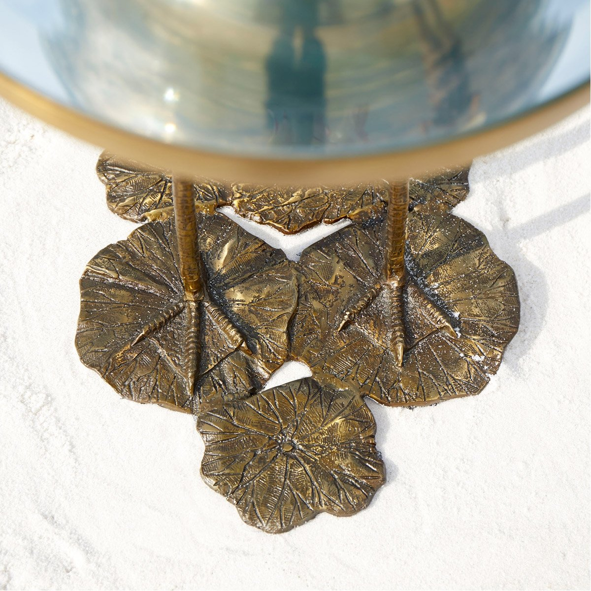 Lilypad Accent Table