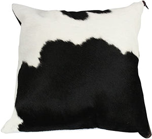 "Hair on Hide 18"" Pillow"