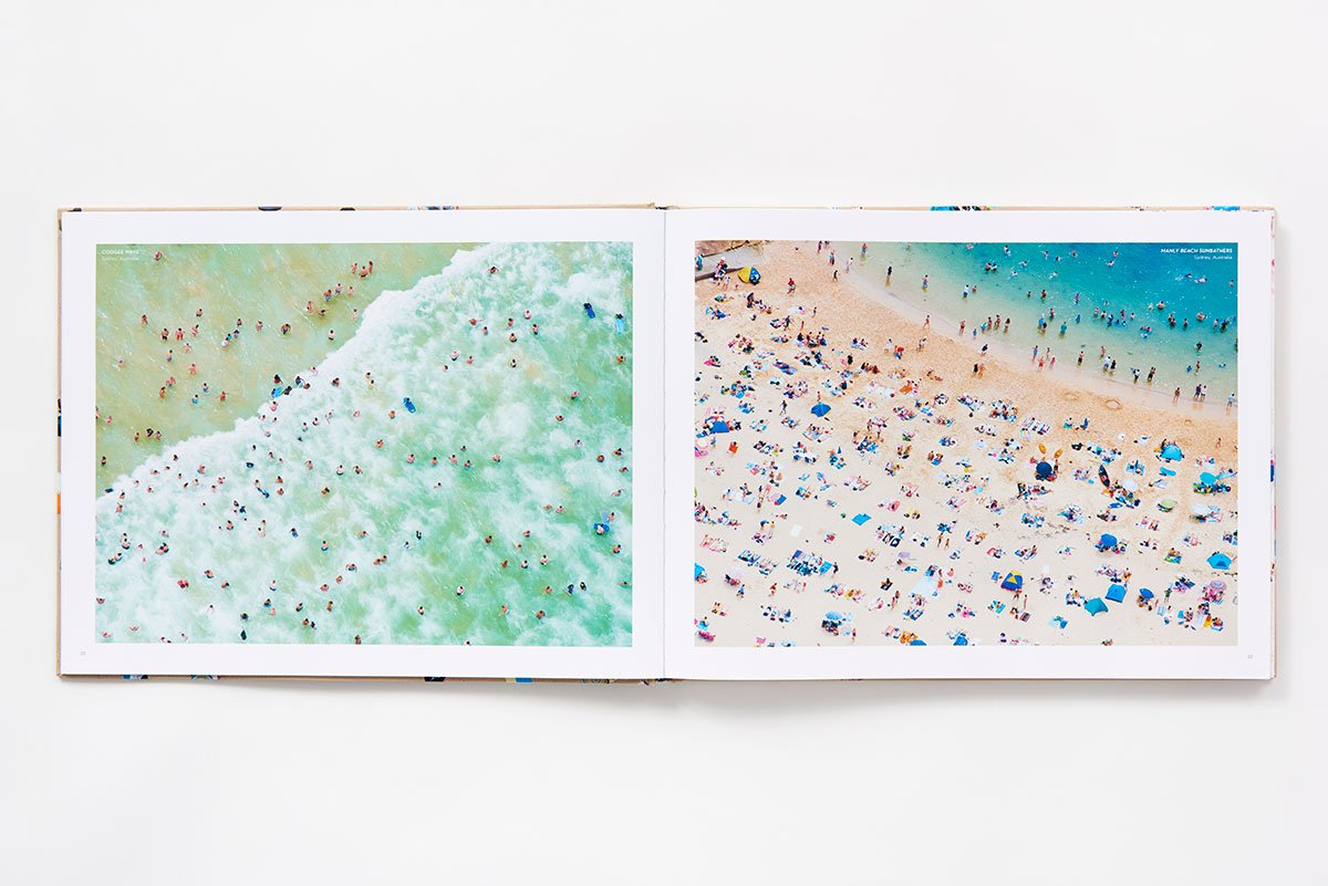 Beaches, Coffee Table Book