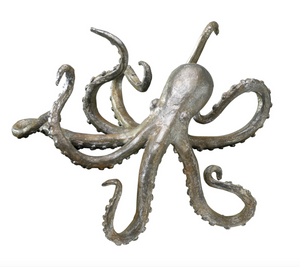 Octopus Ledge Decor