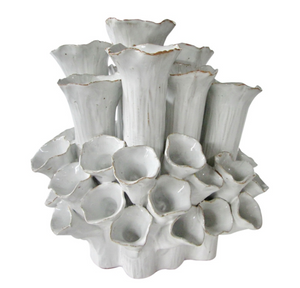 Sea Trumpets Ceramic Sculpture